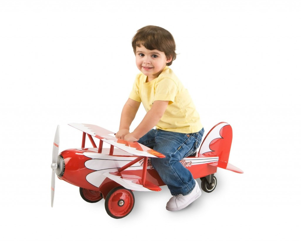 best riding toy airplane for toddlers