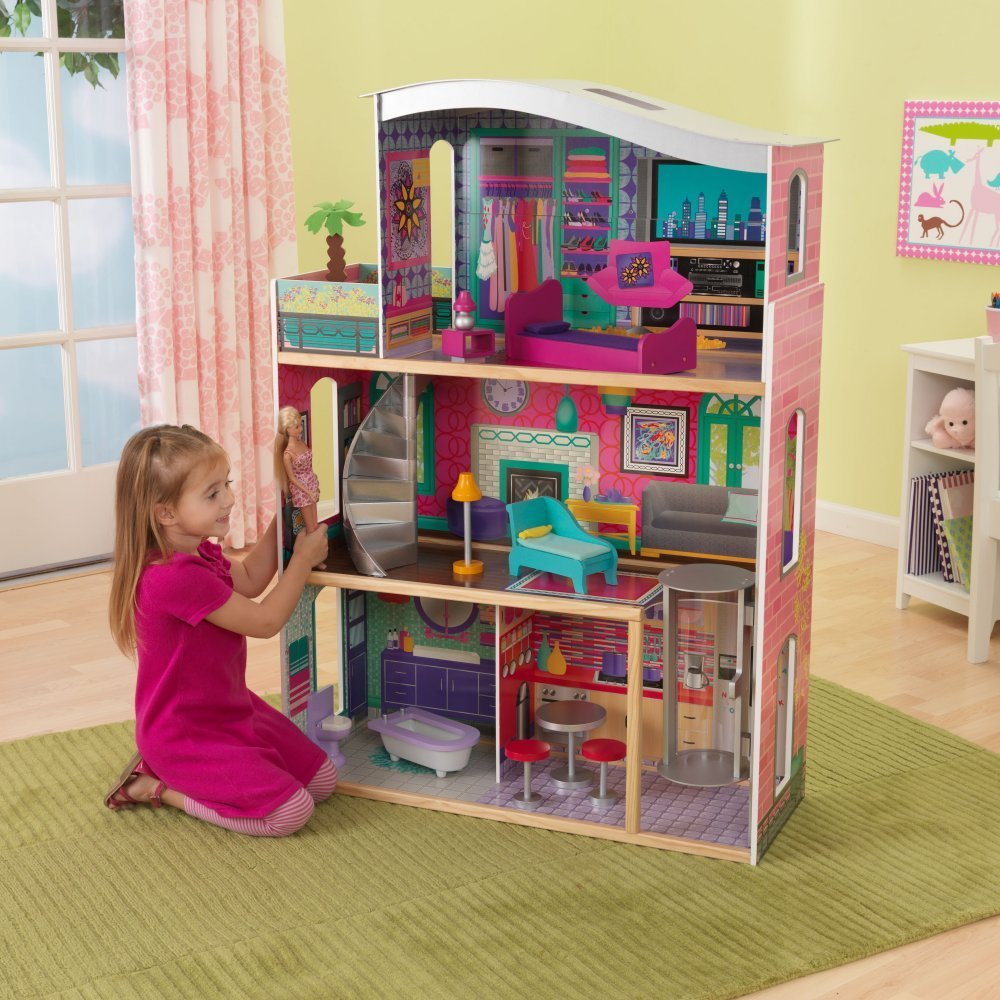 cute dollhouse for girls