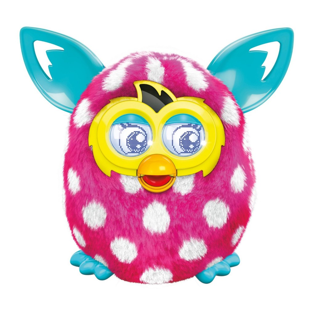 cute Furby doll
