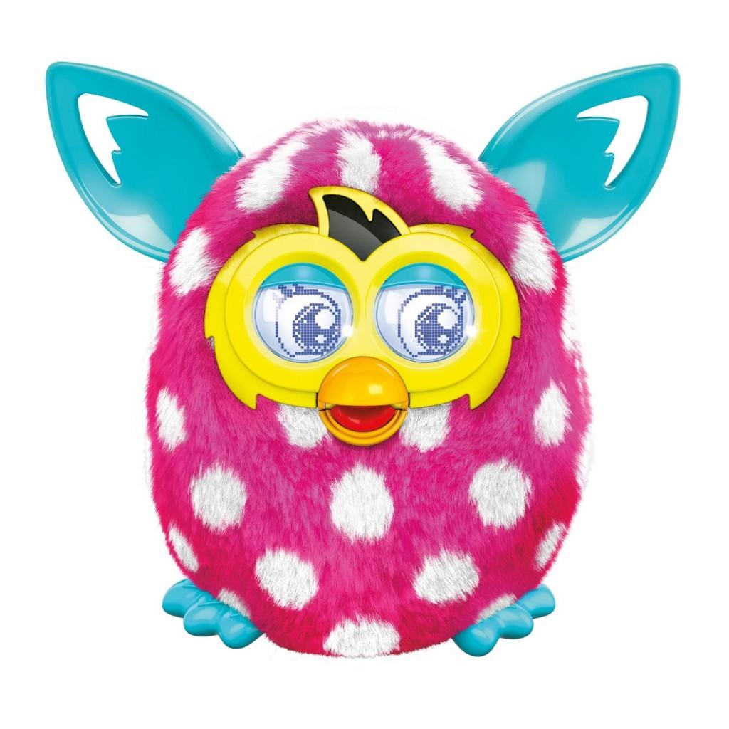 cute Furby doll