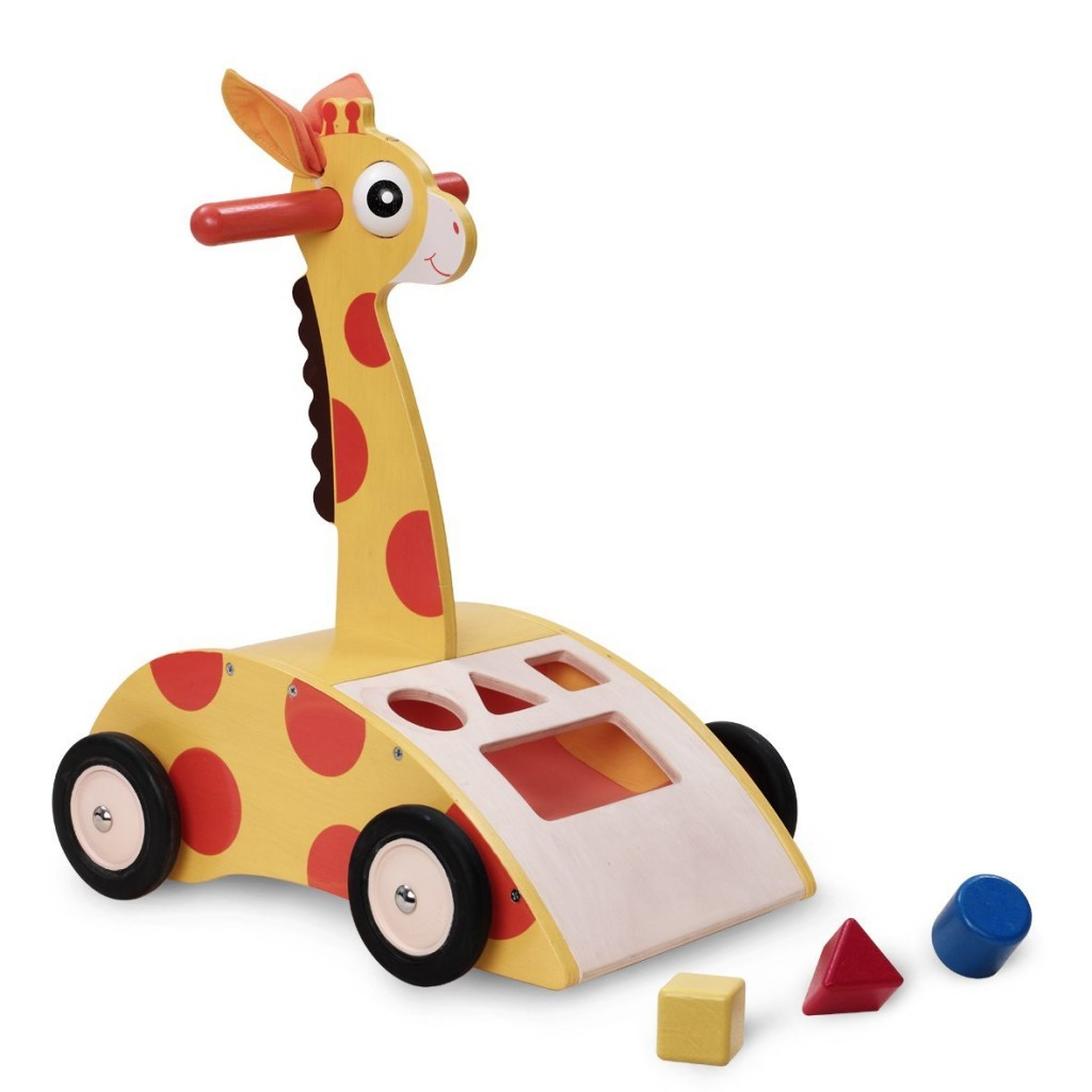 best giraffe walker toy