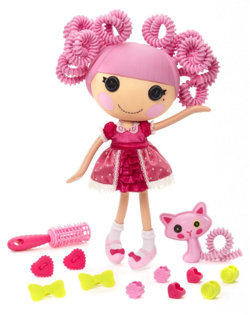 cute Lalaoopsy dolls