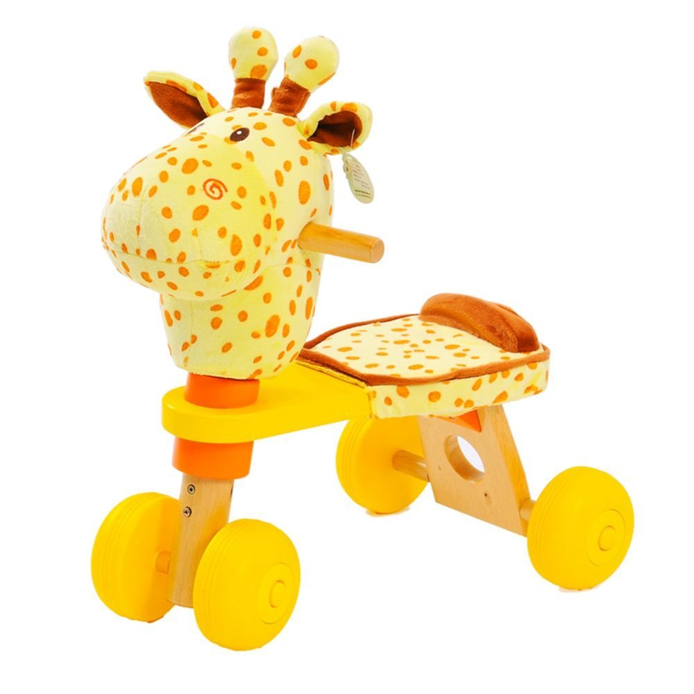 cute Ride On Toy Giraffe