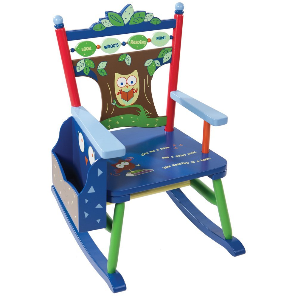 cute rocking chair for boys