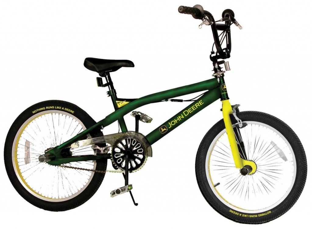 "John Deere 20"" Boys Bicycle"