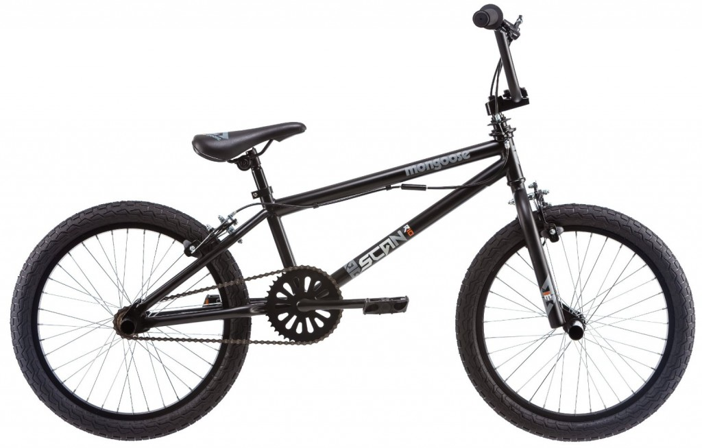 nice Mongoose boys bike for sale