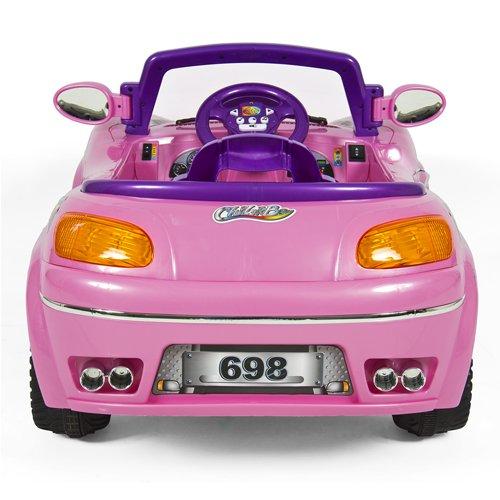 Pink Mp3 Kids Ride on Car