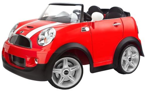 Mini Cooper Ride-On
