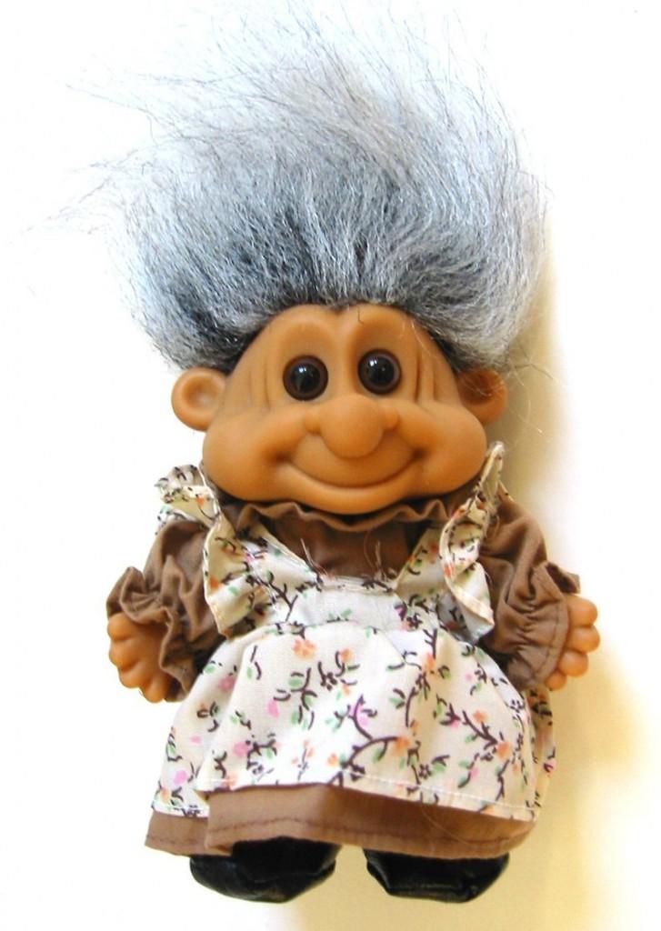 cute troll dolls