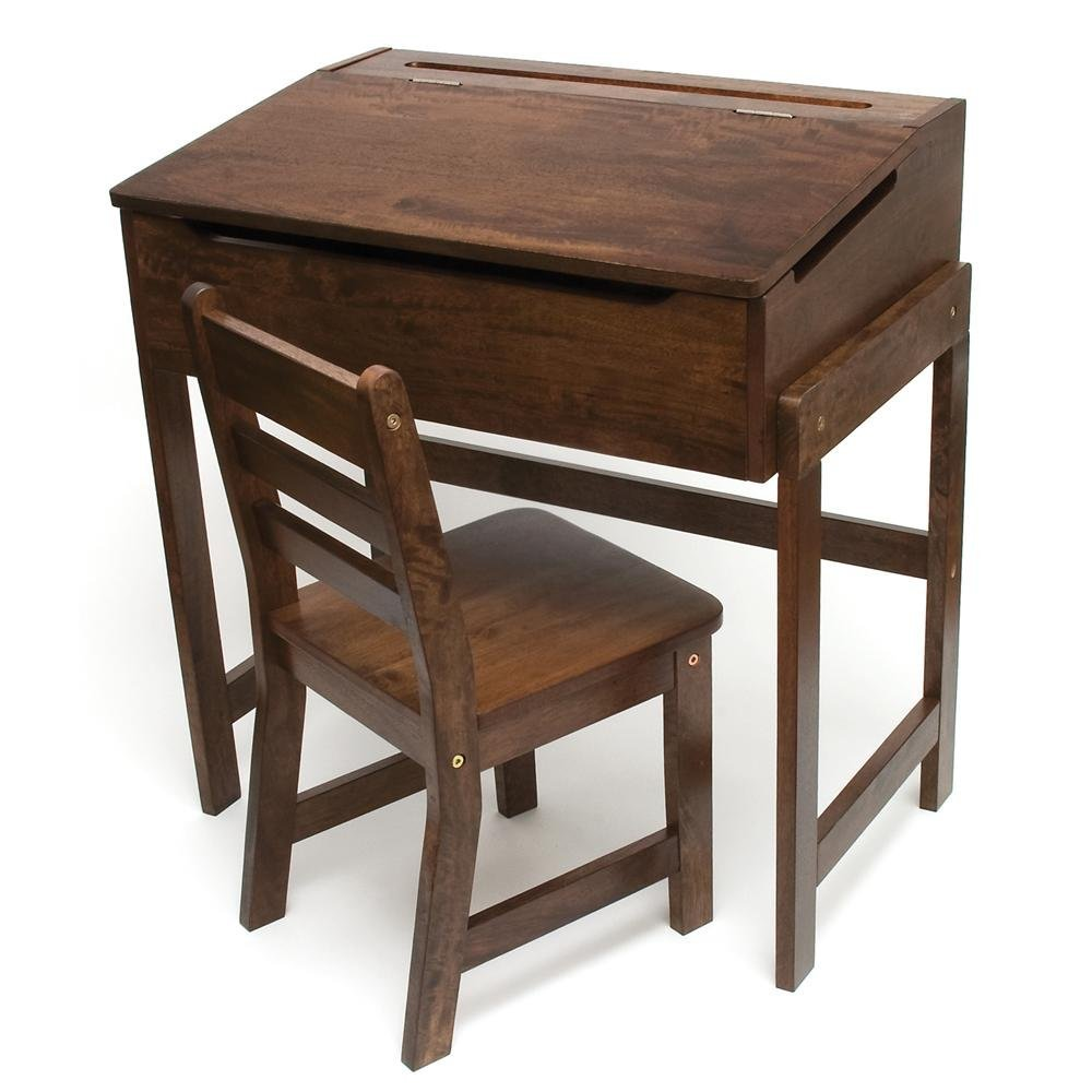 best wood study desks for kids