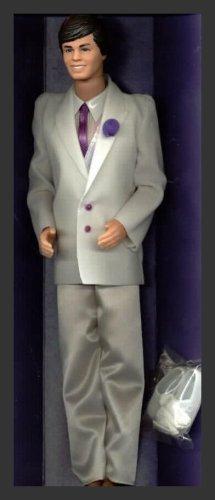1983 Vintage Crystal Ken Barbie Boyfriend Doll