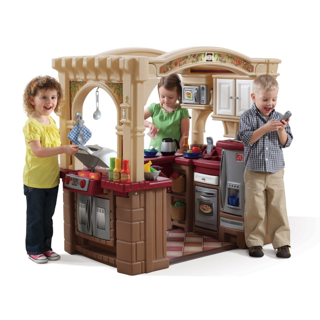 14 cute toy kitchen sets for kids ages 2 and up for Kitchen set for 8 year old
