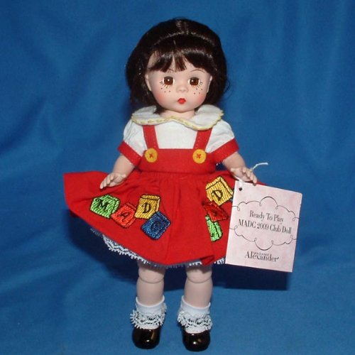 Cute Madame Alexander Doll to Collect
