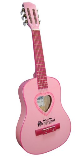 pink guitars for little girls