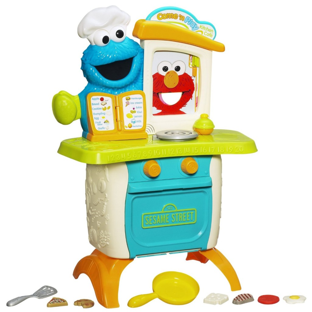 adorable toy kitchen for toddlers