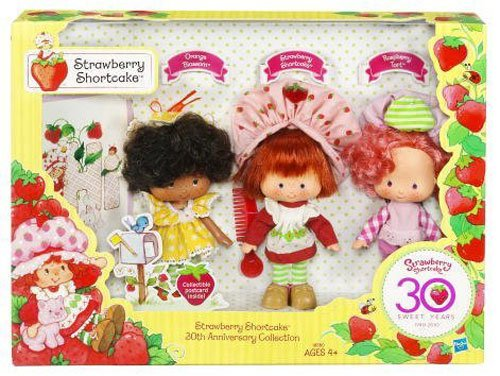 Cute Strawberry Shortcake Dolls