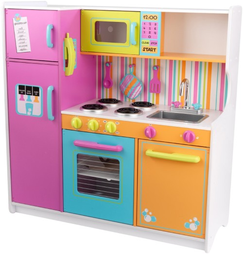 Bon Cutest Wood Toy Kitchen Sets!