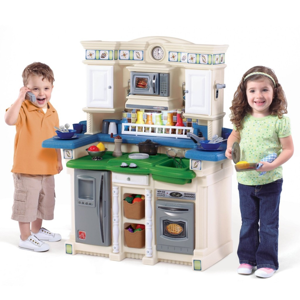 Cute Toy Kitchen Set For Toddlers
