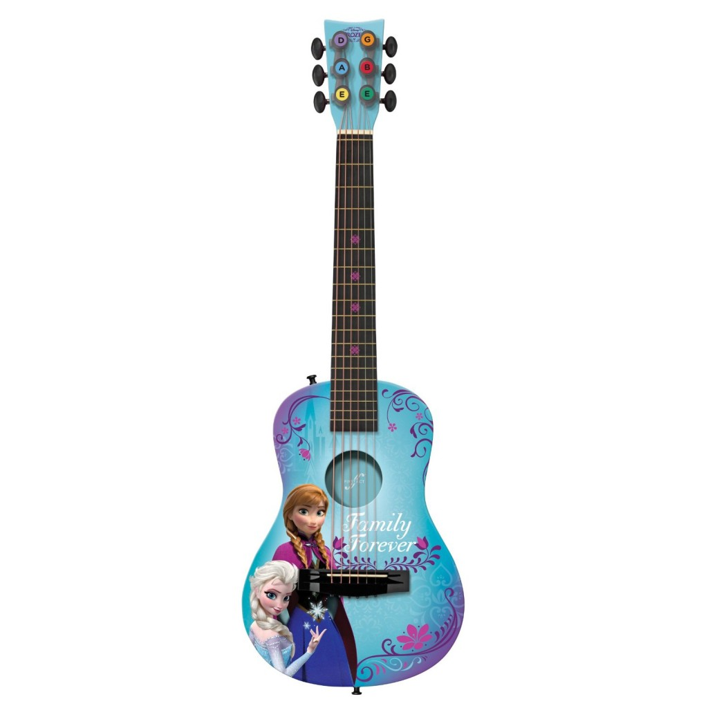Disney Frozen Acoustic Guitar
