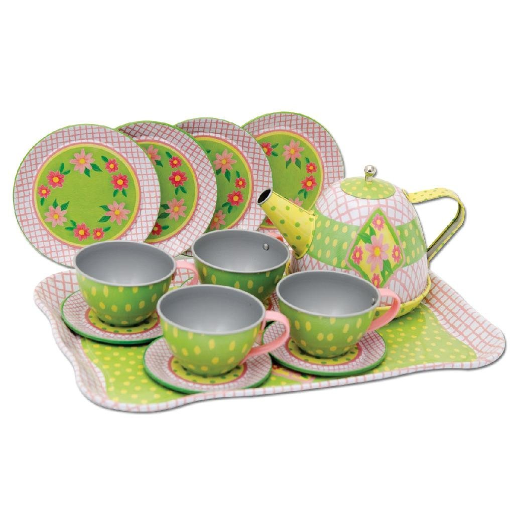 best tin tea sets for kids