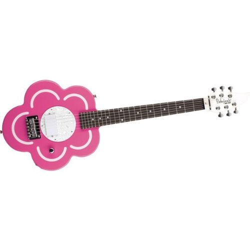 Cute Flower Shape Electric Guitar