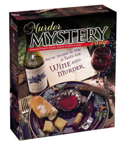 cool mystery board game for adults