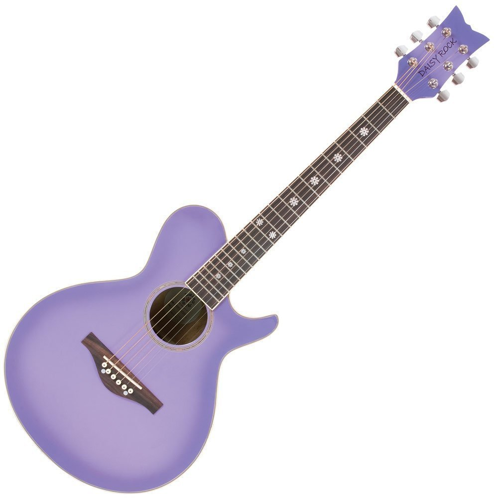 Cute Cute Purple Guitar! for Girls