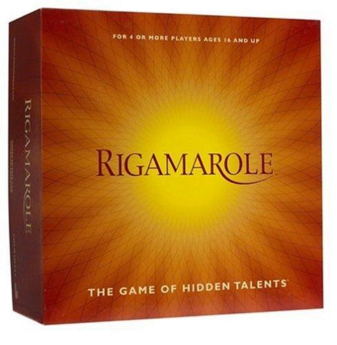 Rigamarole Board Game