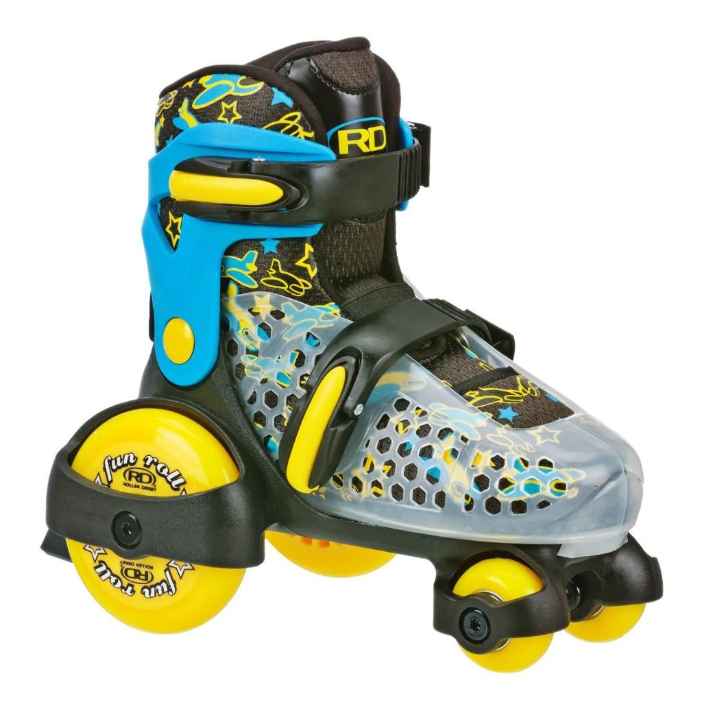 Boy's Fun Roll Adjustable Roller Skate