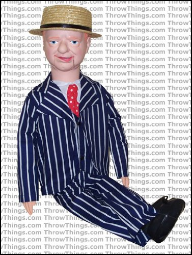 W.C. Fields Standard Upgrade Ventriloquist Dummy