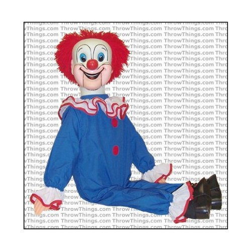 Bozo the Clown Standard Upgrade Ventriloquist Dummy