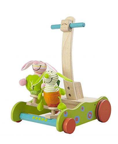 Hopping Bunny Walker Toy