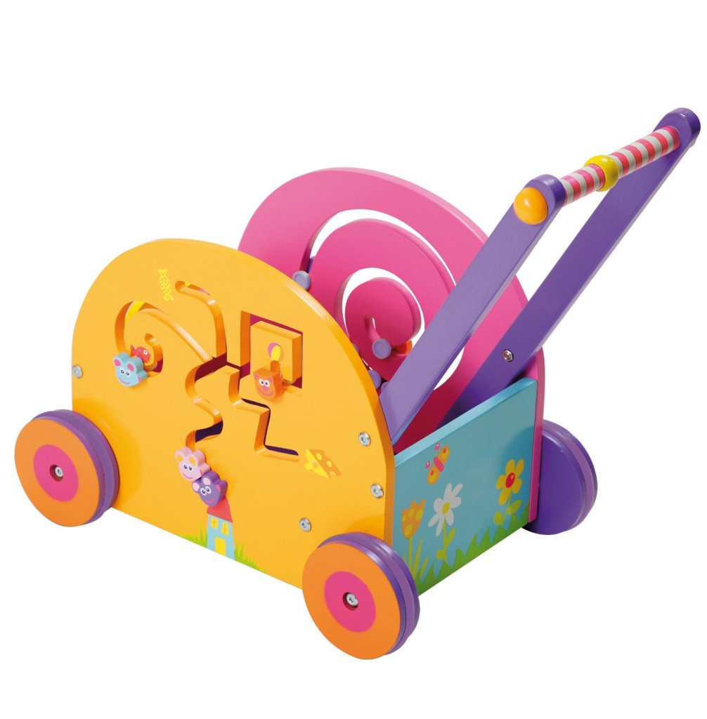 cute push toys for girls