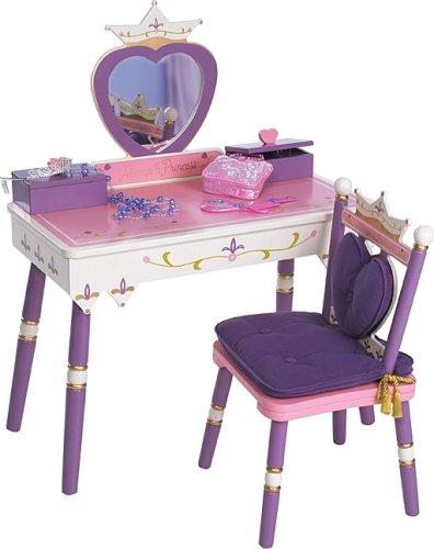 cute vanity tables for girls