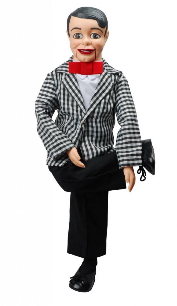 Danny O'Day Dummy Ventriloquist Doll, Voice of Nestlé Chocolate