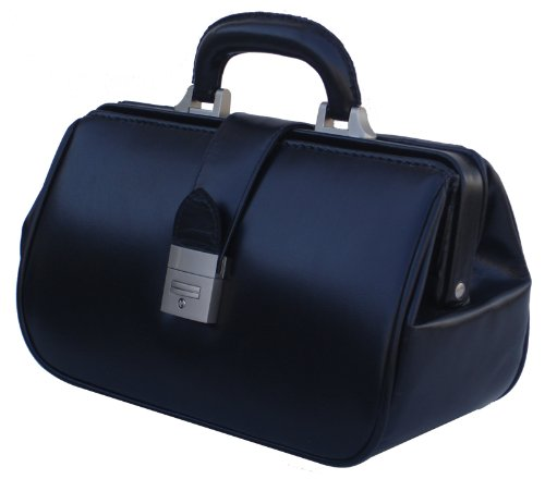 Fine Leather Doctor Bag
