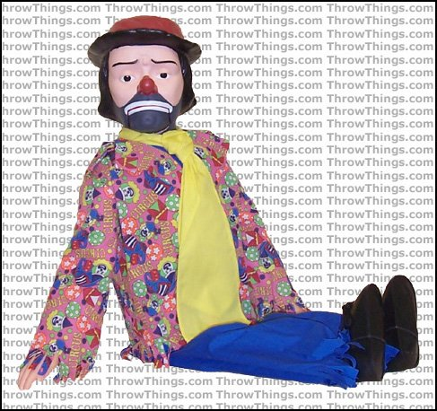 Emmett Kelly Jr Standard Upgrade Ventriloquist Dummy