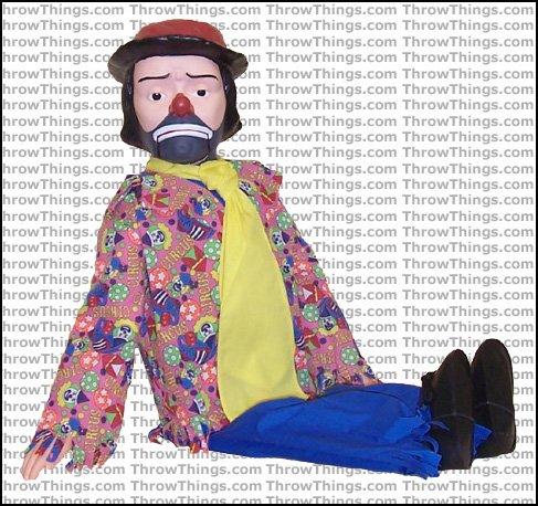 Emmett Kelly Jr Standard Upgrade Ventriloquist Dummy