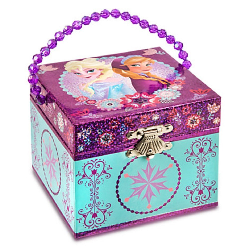 Frozen jewelry box or girls