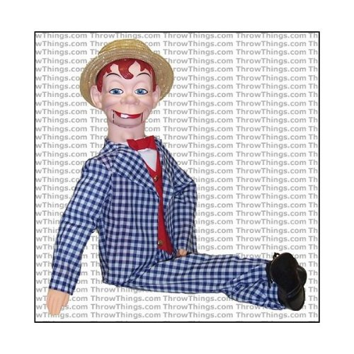 Mortimer Snerd Standard Upgrade Ventriloquist Dummy