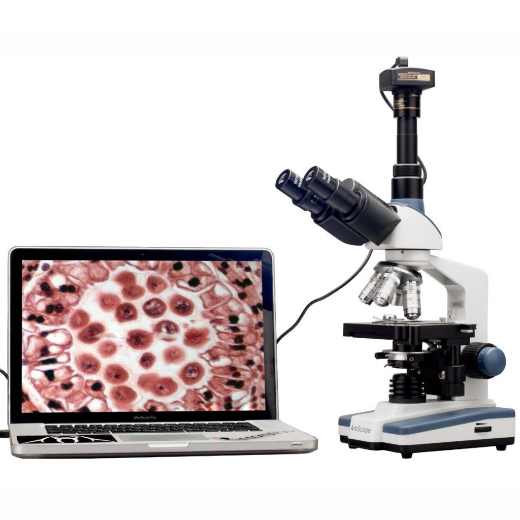 great microscope for med students