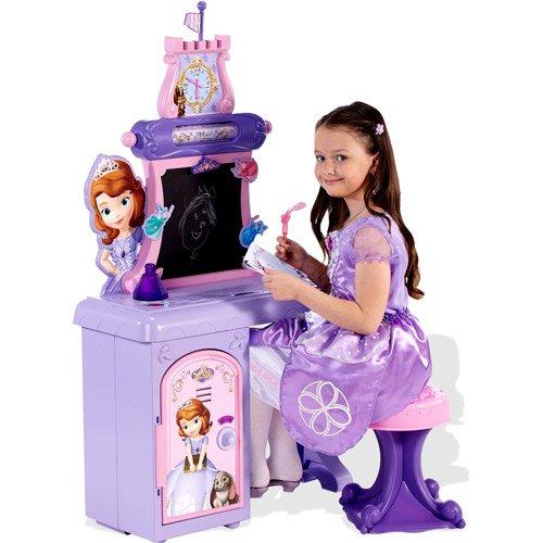 princess Sofia vanity school desk for girls