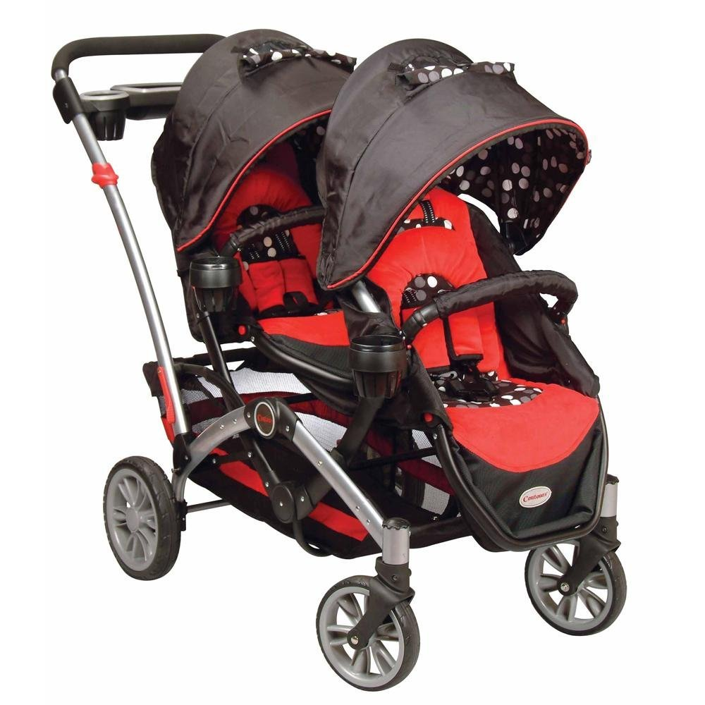 Coolest Stroller for Twins or Siblings