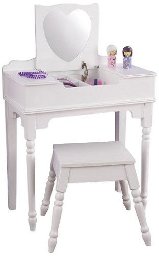 Cutest Vanity Tables For Girls
