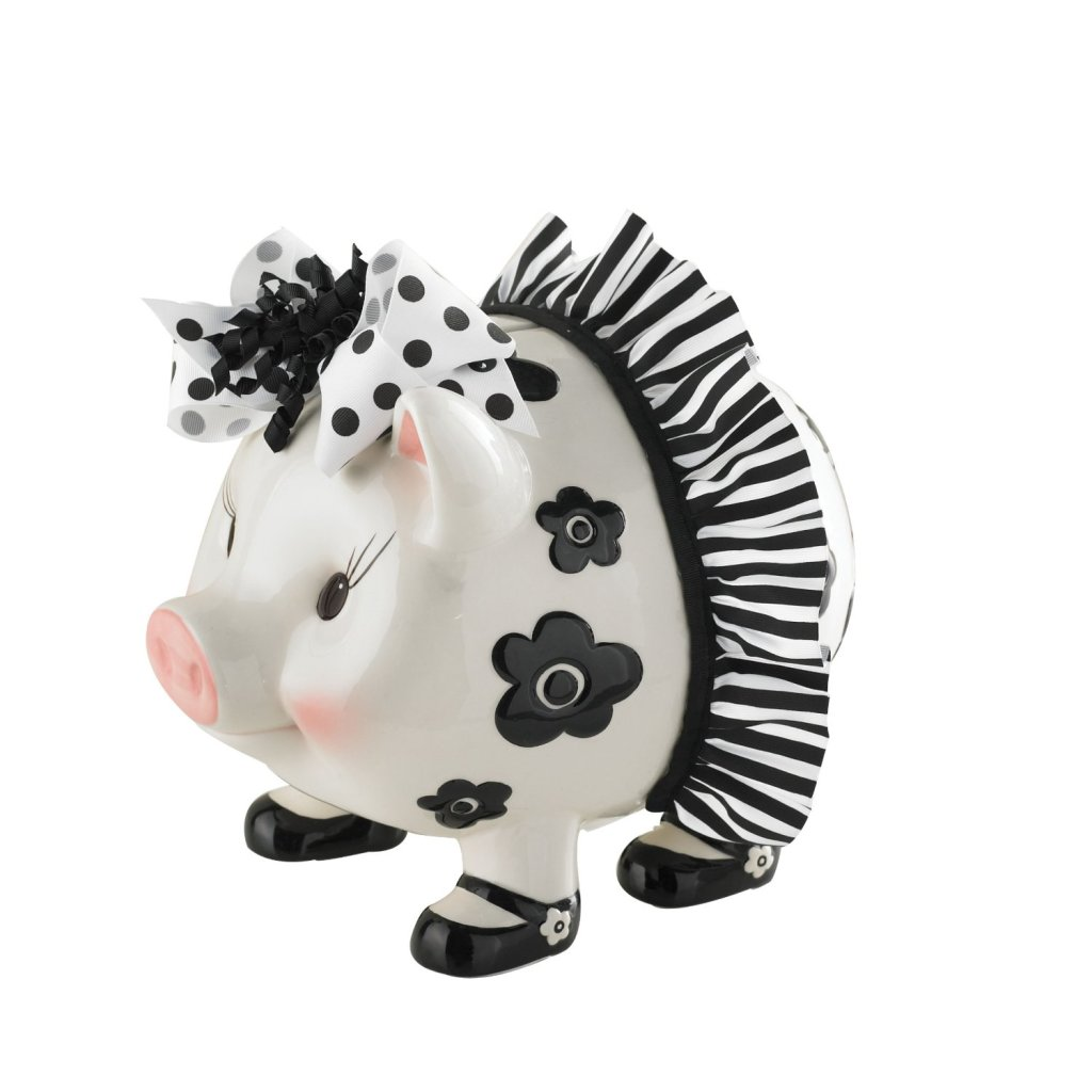 adorable piggy banks for girls