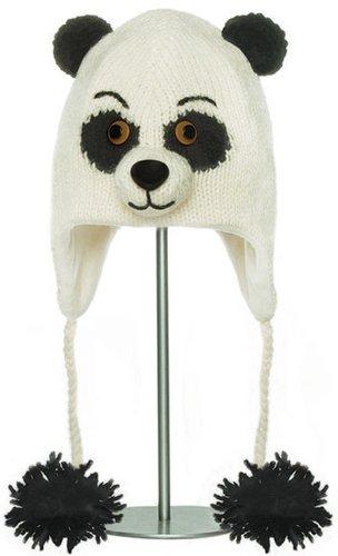 cute  Panda Knit Hat