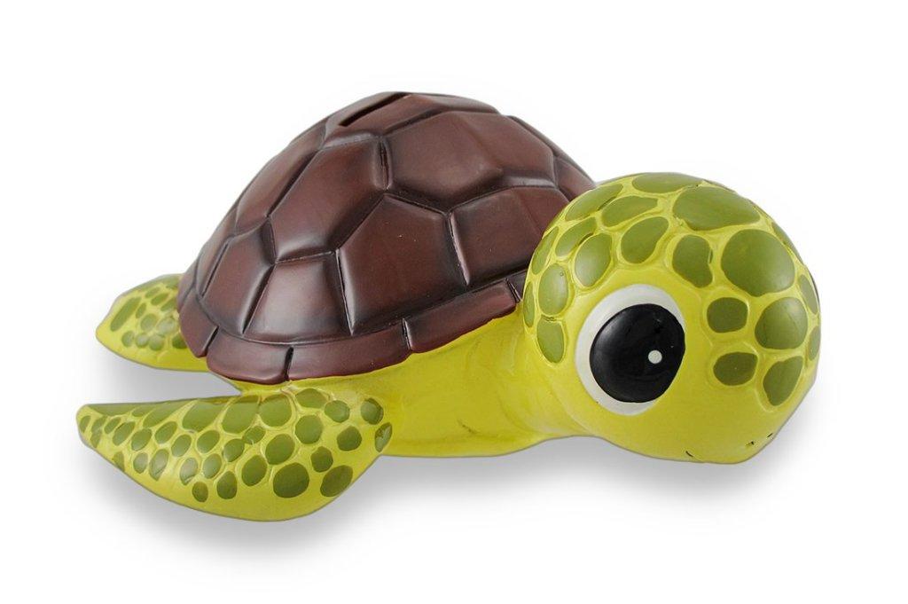 cute animal shape piggy banks for children