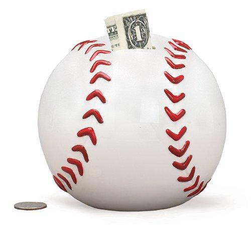 Baseball Shape Piggy Bank For Boys