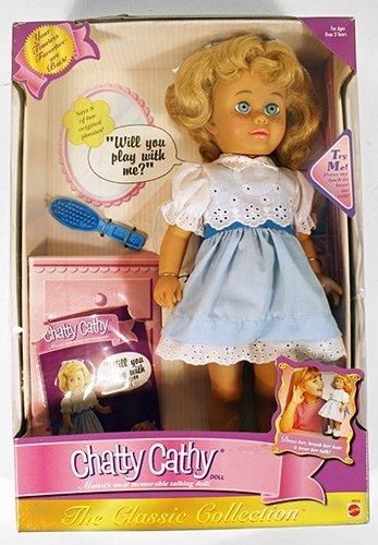 Mattel Chatty Cathy Doll