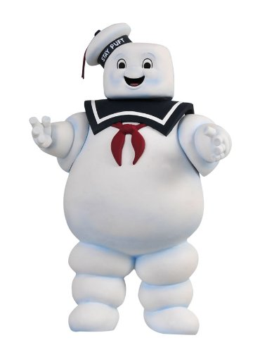 fun marshmallow man piggy bank